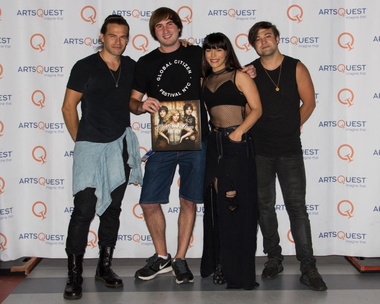 the band perry meet and greet photos