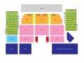 Wind Creek Steel Stage Seating Map